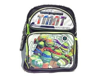 Small Backpack - TMNT - Totally Teached-out New 122564 Ruz