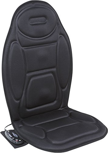 1. Relaxzen 5-Motor Massage Cushion