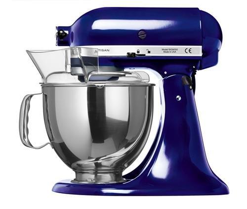 KitchenAid 5KSM150PSEBU Robot da Cucina, 300 W, 4.83 Litri, Acciaio ...