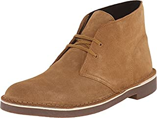 Clarks Men's Bushacre 2 Chukka Boot, Wheat Suede, 8.5 M US (B013DIBQWQ) | Amazon price tracker / tracking, Amazon price history charts, Amazon price watches, Amazon price drop alerts