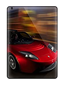 New Style Tesla Roadster 22 Awesome High Quality Ipad Air Case Skin 7424430K46329831