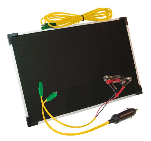 Save A Battery 8705 12 Volt/3 Watt Solar Battery Charger/Maintainer