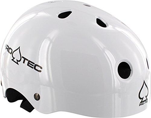Pro-Tec (CPSC) Gloss White Sm Classic