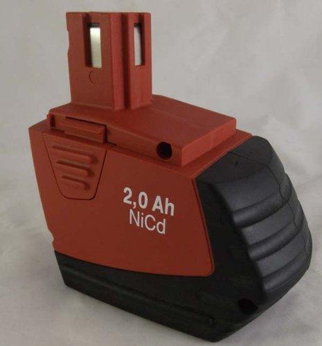 Hilti SFB 150 Battery (2.0 NICD) Item No.: 00340890 (15.6v Hammer Drill)