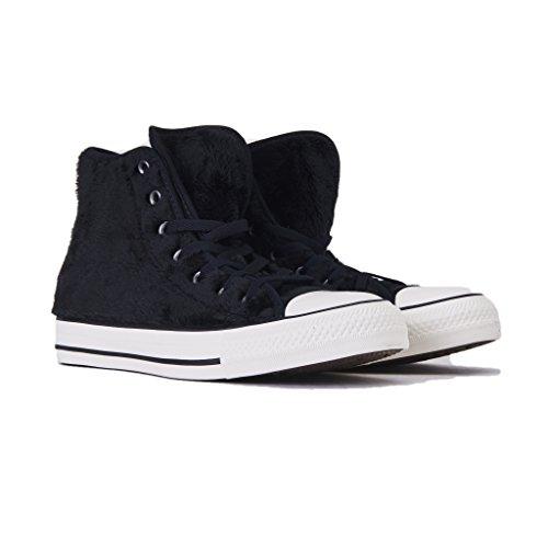 Faux Autunno 2017 As Fur Collezione 2018 Pelo Ct Sneakers Pelo Converse Alta Inverno Nero Hi Donna Bianco Nuova wq6aqXxg