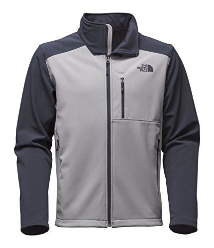 The North Face Men's Apex Bionic 2 Jacket Mid Grey/Urban Navy M