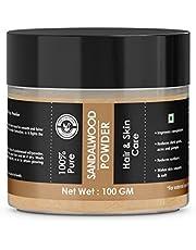 100% Pure Sandalwood Powder for Skin & Face 100 GM