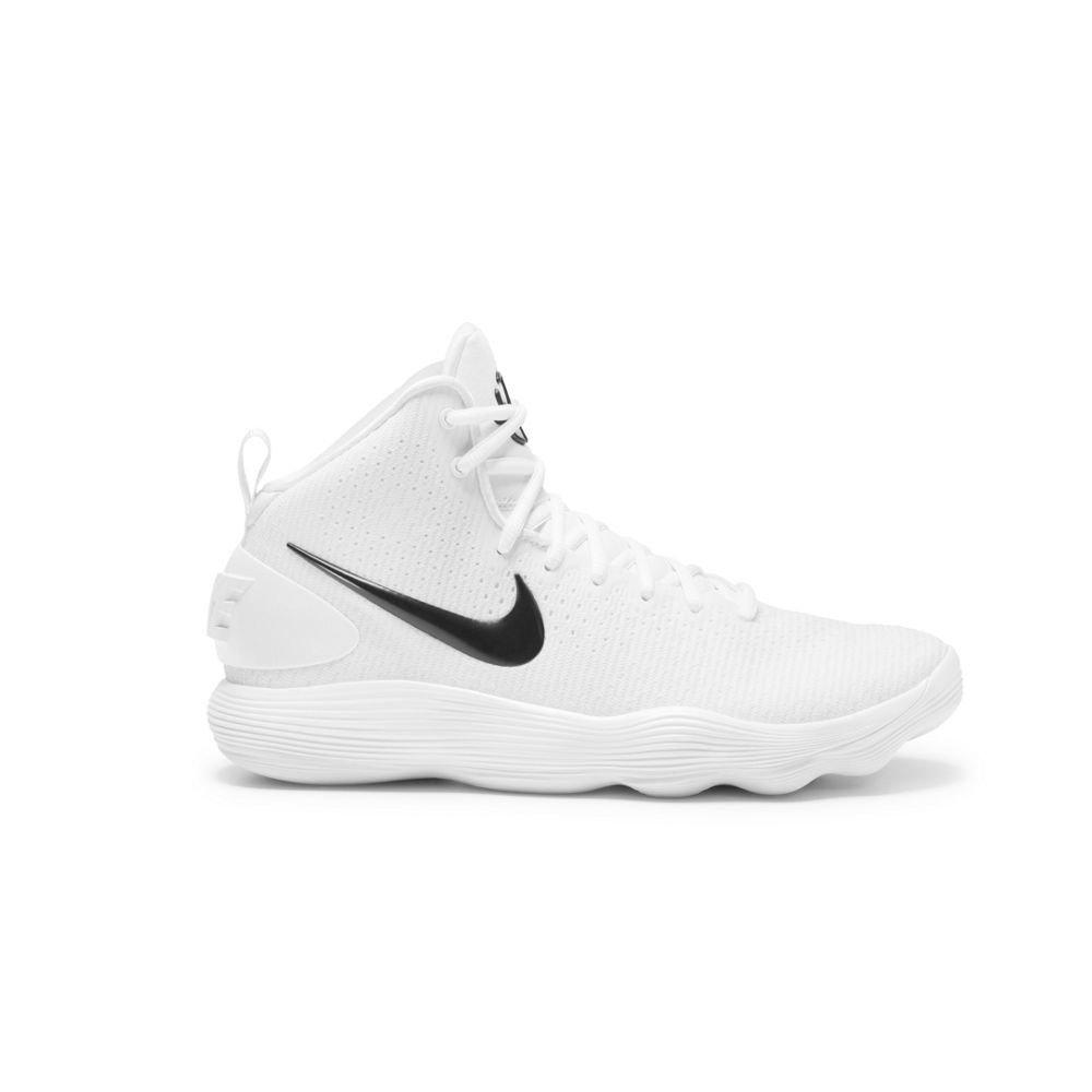 NIKE Women's Hyperdunk 2017 TB Basketball Shoe B07457DZ8B 11 B(M) US|White/Black