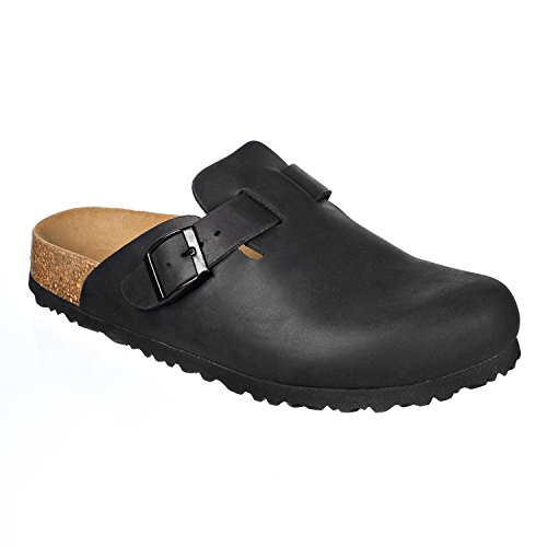Pantofola Joe N Black Pelle Joyce Stretto Amsterdam 0rraUIwq