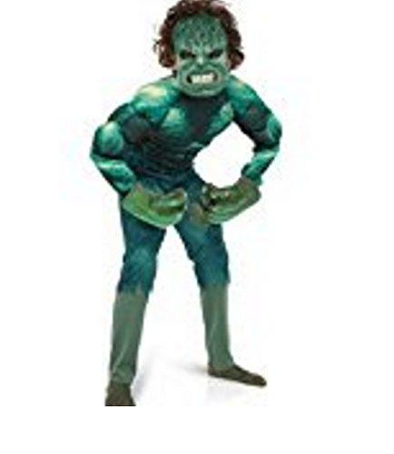 [The Incredible hulk child costume 2008] (Incredible Hulk Costume For Women)