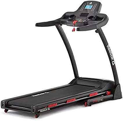Reebok - Cinta de Correr GT40S One Series Fitness: Amazon.es ...
