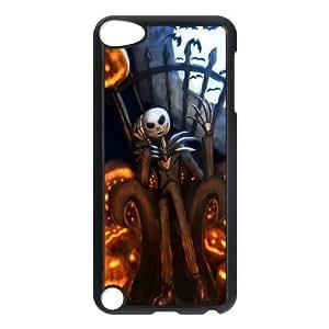 aqiloe diy Customize Cartoon Nightmare Before Christmas Back Case for ipod Touch 5 JNIPOD5-1357