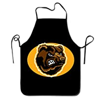 Chef Apron Cooking Apron Boston Bruins Popular 2016 NHL Bib Apron Professional Apron For Cooking,Grill And Baking (28''x20'')