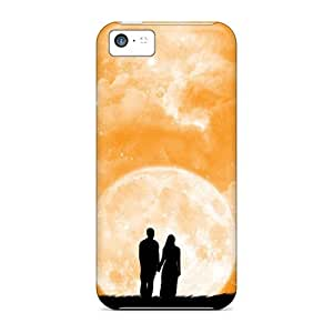 Anti-scratch And Shatterproof Love Memories Phone Case For Iphone 5c/ High Quality Tpu Case