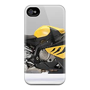 Fashionable Style Case Cover Skin For Iphone 4/4s- Bmw S1000rr