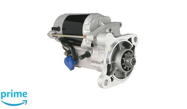 STARTER FOR CATERPILLAR LIFT TRUCK V25D V30A V30C V30D V35A V35C V35D V40C V41