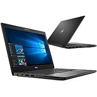 Dell Latitude 7290 Business Laptop, 12.5 HD (1366 x 768) LCD, Intel Quad-Core i5-8350U, 8GB DDR4 Ram, 256GB SSD, Windows 10 Pro (Certified Refurbished)