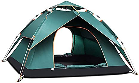 eshowods 3-4 person family camping tent