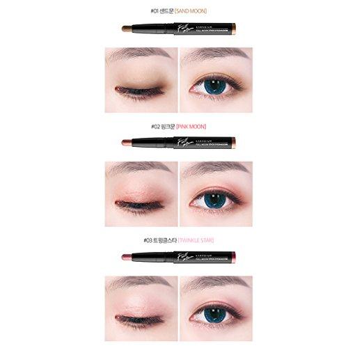 [KARADIUM] Fullmoon Stick Eye Shadow 1.4g - 6 Colors/Daily Eye Makeup (#6 Summer Night) by KARADIUM (Image #5)