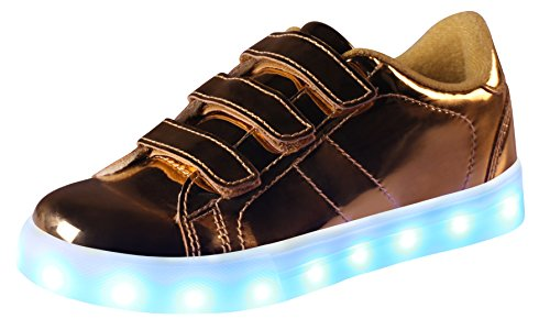 tmates-led-luminous-flashing-light-up-low-top-velcro-pu-rechargeable-sneakers-for-kids-boys-girls-go