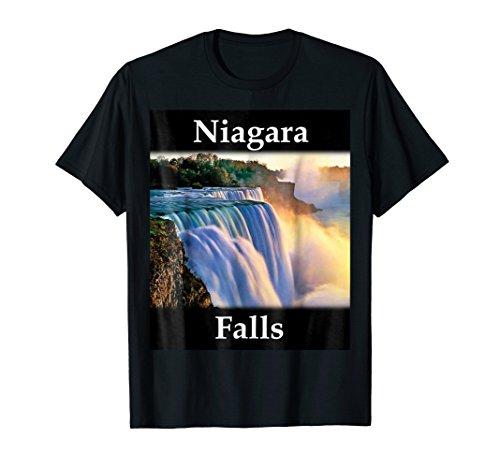 Yellow House Outlet: Niagara Falls T-Shirt (Niagara Falls-outlet-shops)