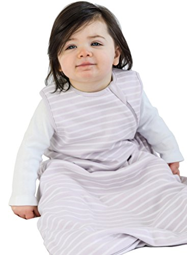 ason Basic Merino Wool Infant Wearable Blanket, 0-6m, Lilac (Infant Wool Blankets)