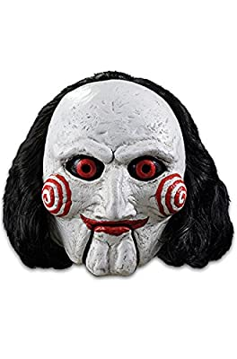 Trick or Treat Studios Men's Saw-Billy Puppet Mask by Trick or Treat Studios