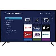 "Westinghouse 50"" 4K Ultra HD Smart Roku TV with HDR10(Renewed)"