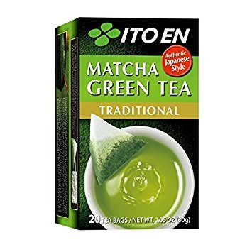 ITOEN, Green Tea, Matcha, Trdtionl, Pack of 8, Size 20 CT