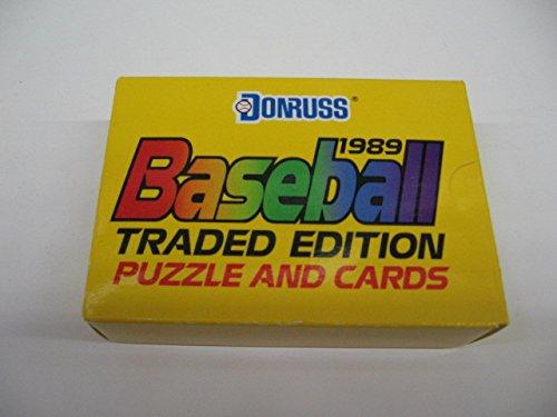 1989 Donruss Baseball Traded Factory Set ()