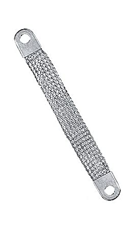 Quick Cable 7901 001 Braided Ground Strap Lug To 9 Length 4