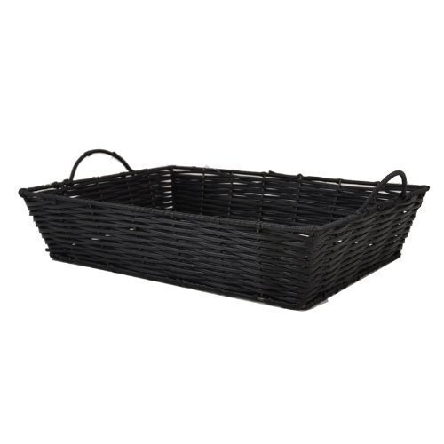 The Lucky Clover Trading Display Tray, Synthetic Wicker Basket ()