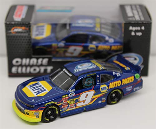 Lionel Racing Chase Elliott #9 NAPA 2014 Chevy Camaro NASCAR Nationwide Series Championship ARC HT Die-Cast Car (1:64 Scale) ()