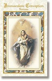 St. Mary Immaculate Conception Novena Prayerbook Catholic Prayers ()