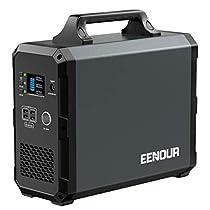 EENOUR ポータブル電源 EB180 超大容量 486000mAh /1800Wh 家...