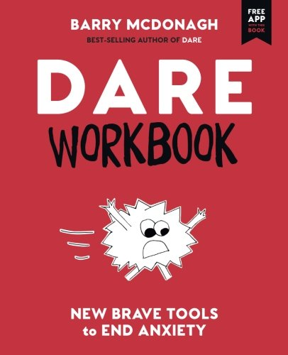 DARE Workbook: New Brave Tools to End Anxiety cover