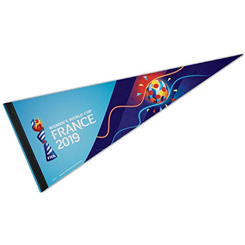 (WinCraft Womens World Cup France 2019 Pennant and Banner)