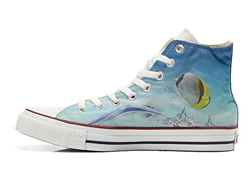 Converse All Star Customized - Zapatos Personalizados (Producto Artesano) Bubble