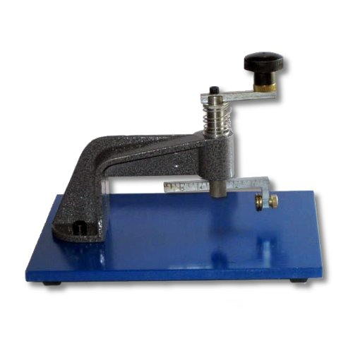 "3/8"" to 5"" Lens Cutter Machine For Small Circles On Glass"