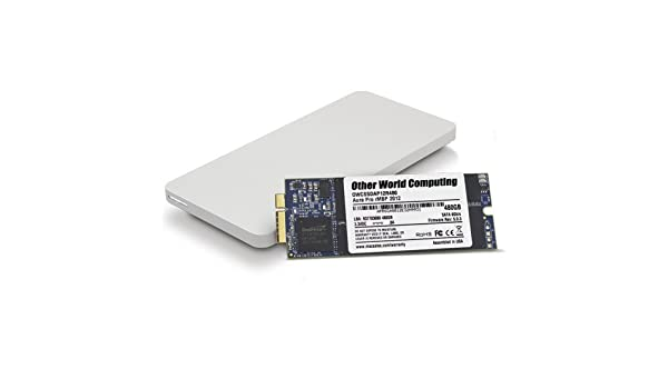 OWC OWCSSDAP12K480 - Disco Duro sólido Interno SSD de 480 GB ...
