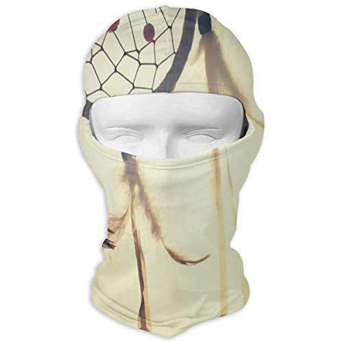 BELLM Dream Catcher Full Face Masks UV Balaclava Protection Ski Sports Cap Motorcycle Neck Warmer Tactical Hood for Cycling Outdoor Sports Snowboard Women Men Youth ()