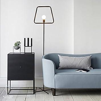 GUTOU-LDD Lámpara de pie Diseño De Moda Minimalista Moderno ...
