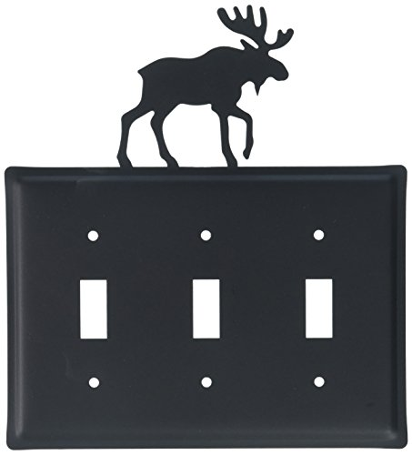 8 Inch Moose Triple Switch Cover