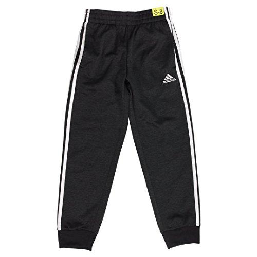 Adidas Athletic Jogger Pants for Boys (X-Large / 18-20, Black)