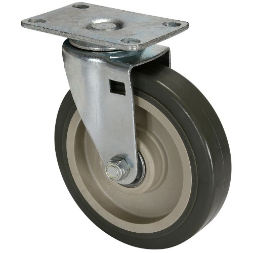 Parts Express 5'' Swivel Caster 250 Lb. Capacity by Parts Express (Image #1)