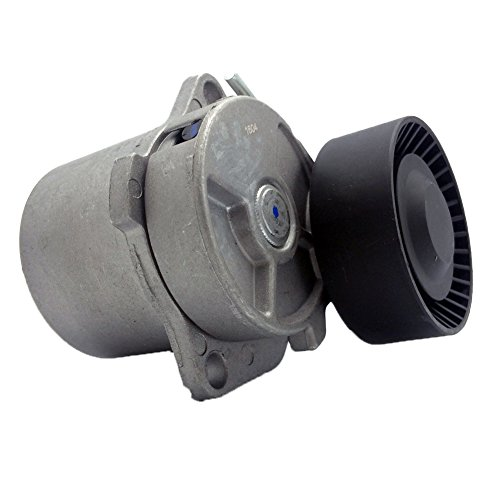 JSD 11281432104 A/C Belt Tensioner Pulley Assembly fits 96-99 BMW 318i 318is 318ti Z3 1.9L ()
