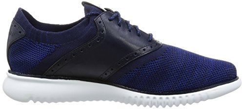 Men's Fashion Rainstorm Packable Saddle Sneaker Cole Optic 2 Navy Zerogrand Ink White Knit Knit Haan qnpC5
