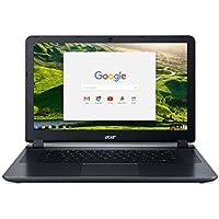 2018 Acer 15.6 HD Premium Business Chromebook-Intel Dual-Core Celeron N3060 up to 2.48Ghz Processor, 2GB RAM, 16GB SSD, Intel HD Graphics, HDMI, WiFi, Bluetooth, Chrome OS-(Certified Refurbished)