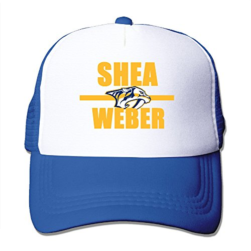 cdc013b45ae Bro-Custom Shea Hockey Player Weber Baseball Hat Cap One Size Fit All  RoyalBlue - Buy Online in Oman.