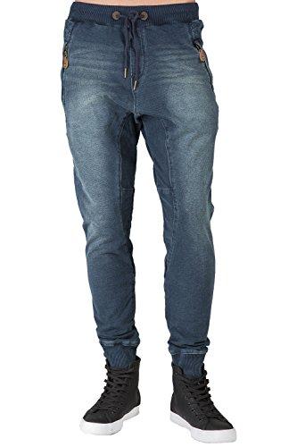 Zipper Pocket Jeans - 9